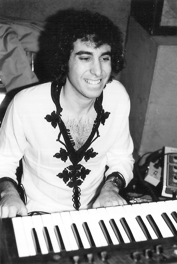 ALAN GERBER-keyboards